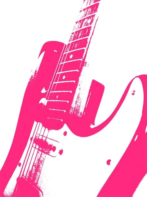 girly guitar wallpaper pink guitar by brokentoi on deviantart