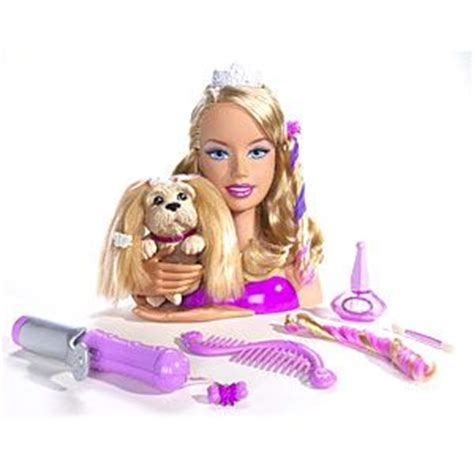 hair and makeup doll barbie shops and glamour on pinterest