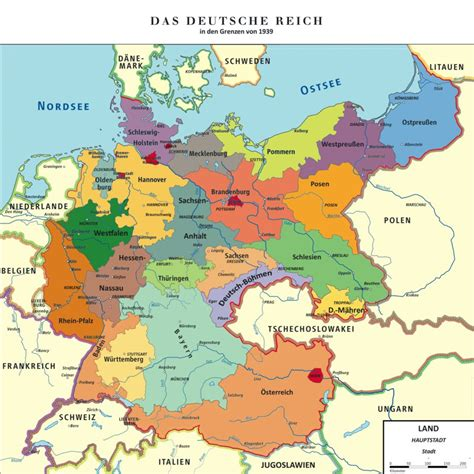 deutsche mappe map greater german reich kapp putsch by tiltschmaster on