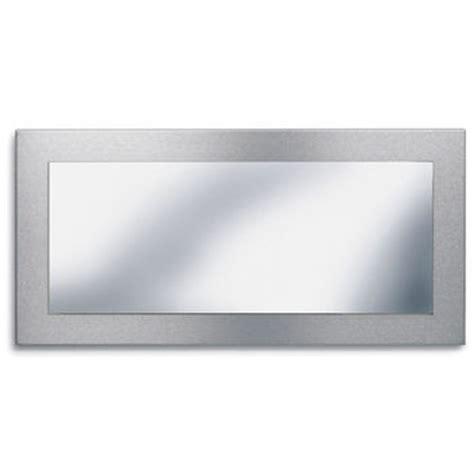 stainless steel bathroom mirror bathroom mirrors rectangular stainless steel bathroom