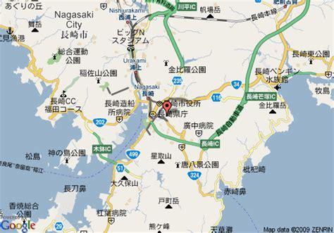 nagasaki map map of best western premier hotel nagasaki nagasaki