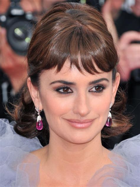 bangs styles and names comment porter la coiffure avec frange archzine fr