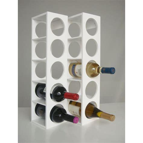 white wine rack wine rack