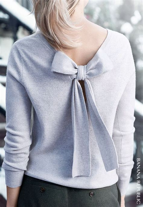 Bow Back Sweater 17 best ideas about bow back on bow back tank