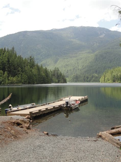 recreation sites and trails bc - Boat Launch Harrison Lake