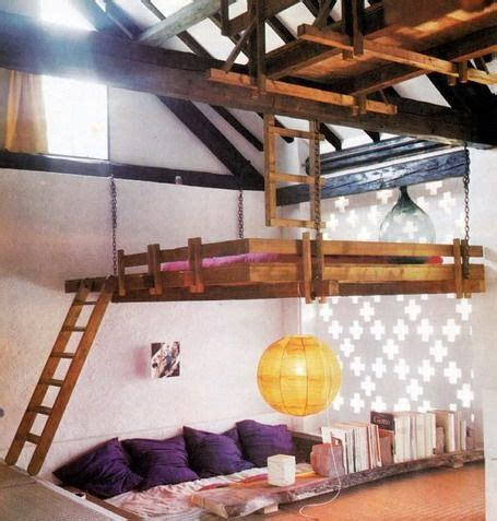 suspended bed kids rooms pinterest 25 hanging bed designs floating in creative bedrooms