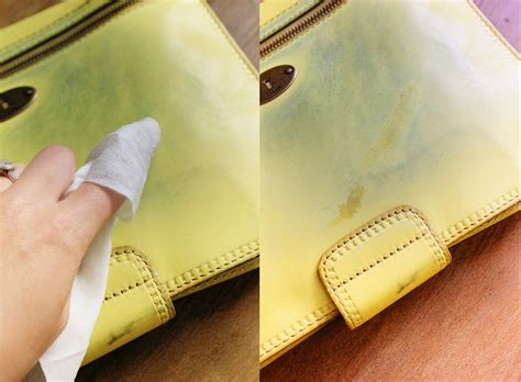 Staining A Leather by How To Clean Leather Purse From Stain Ideas By Mr