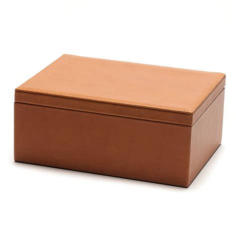 desk in a box graphic image leather desk box large gump s