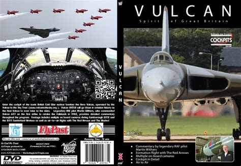 vulcan 607 a true aviation classic books airutopia
