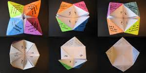 How Do You Make A Fortune Teller Out Of Paper - competition fortune teller bjkearnan