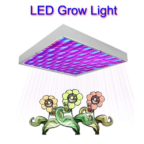 led lights and plant growth plant growth led light and blue 225 leds thz g33