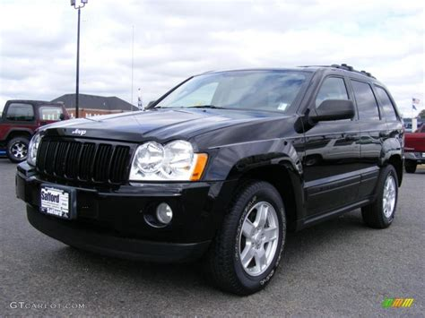 2006 Jeep Laredo 2006 Black Jeep Grand Laredo 37585044 Gtcarlot