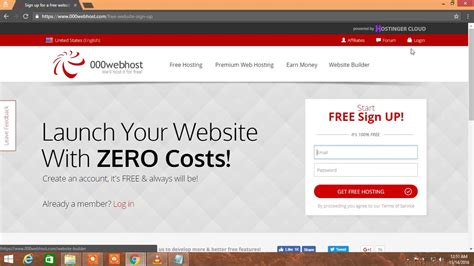 Free Hosting Domain WordPress