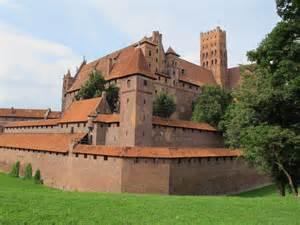 Build A House Plan Malbork Castle A Monk S Chronicle