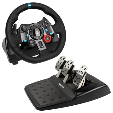 Logitech G29 Steering Wheel Aif612 1 logitech g29 racing wheel for high end ps4 ps3 pc