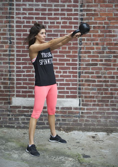tabata kettlebell swings 20 minute tabata workout with my go to exercises pumps