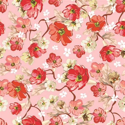 floral pattern background free 15 pink floral wallpapers floral patterns freecreatives