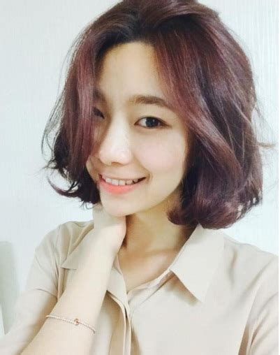 asian permed hairstyles asian perm hairstyles really chic short perm hairstyles asian hair
