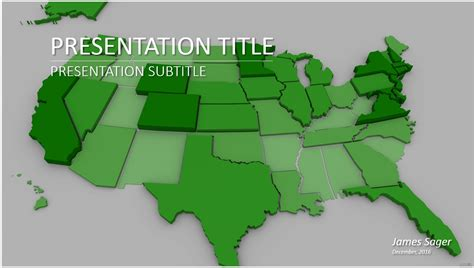 powerpoint us map template united states map powerpoint template 6323 free