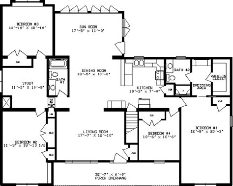 modular floor plans ranch hemlock ranch modular home floor plans apex homes