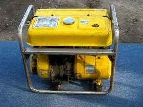 Suzuki Generator Parts Suzuki Generator Se1800a