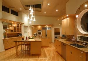Kitchen Table Lighting by Kitchen Lighting Sloped Ceiling
