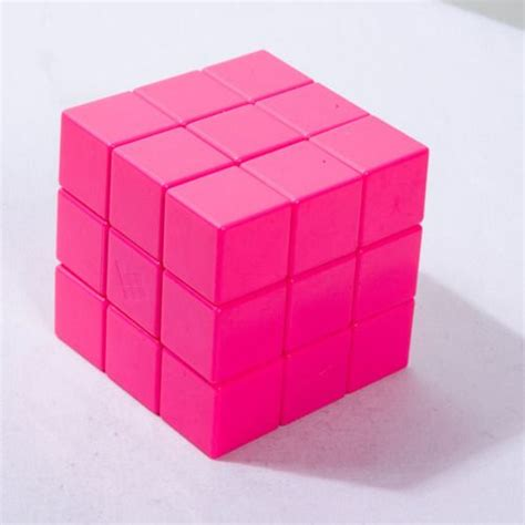 Cubes Pink pink rubik s cube gifts