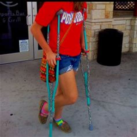how to make crutches more comfortable 1000 images about decorate crutches cane boot on