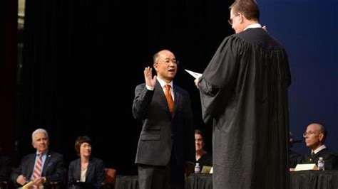 Merced Superior Court Search Paul Lo Sworn In As Nation S Hmong American Judge