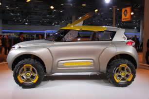 Automobile Renault Renault Unveils Kwid Concept Car That Comes With Its Own