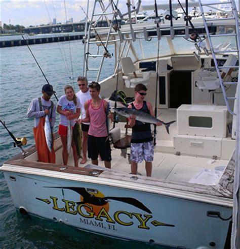 party boat fishing in miami south beach miami florida party boat sportfishing