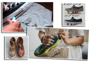 Sepatu Suede Gading layanan mamy laundry laundry kiloan jakarta laundry satuan jakarta laundry sepatu