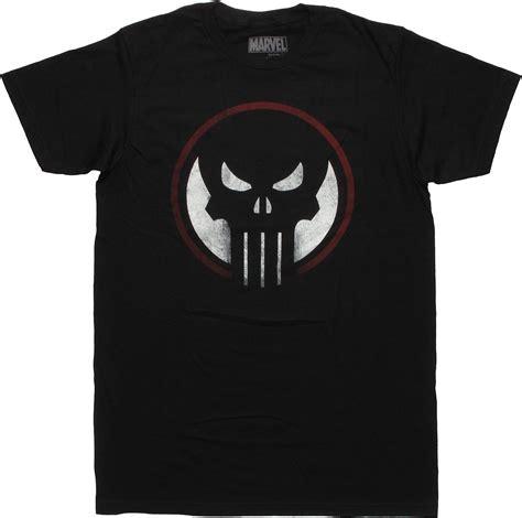 T Shirt Punisher Logo punisher dead sight logo t shirt sheer