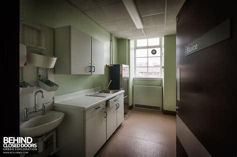 sluce room sunnyside hospital montrose asylum scotland 187 urbex closed doors exploring