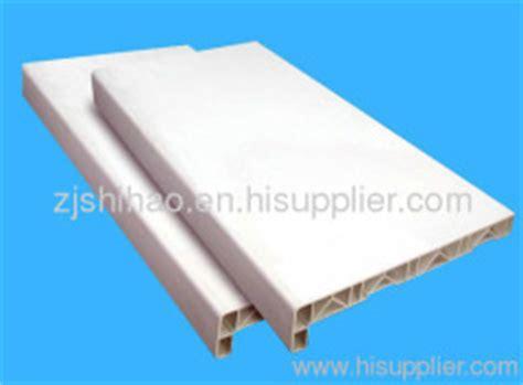 Plastic Window Sill Replacement Upvc Window Trim From China Manufacturer Zhejiang Shihao