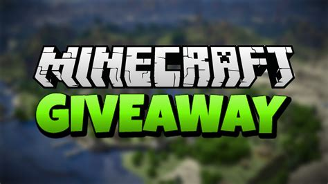 Minecraft Premium Giveaway - minecraft premium giveaway 13k subs youtube