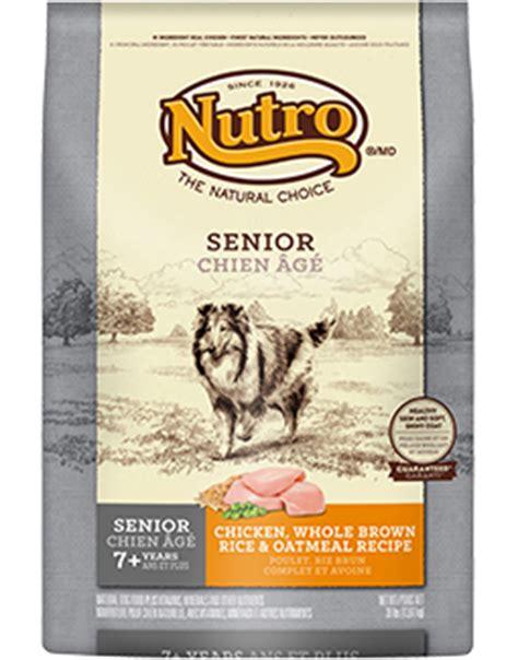 nutro senior food best foods nutro brands