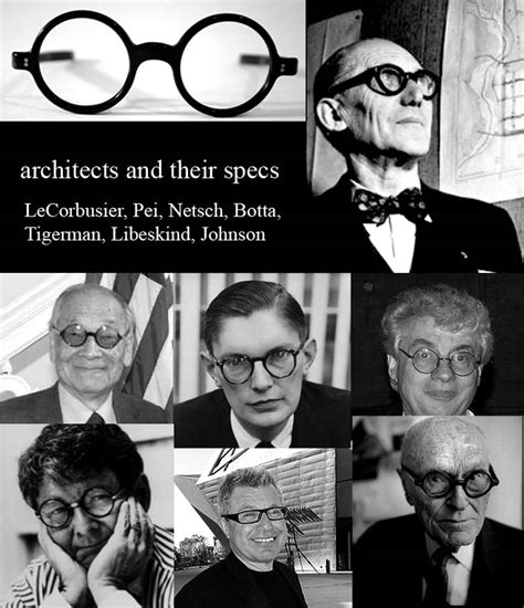 architects dust    squares  funny glasses