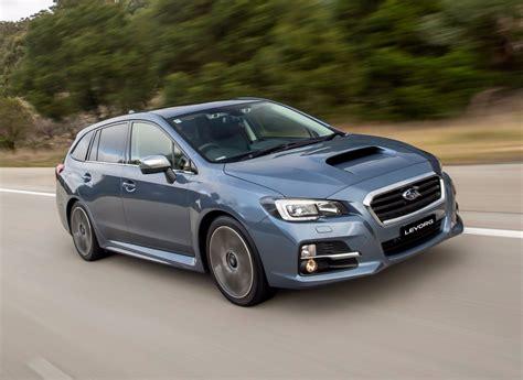 Review   2017 Subaru Levorg   Review
