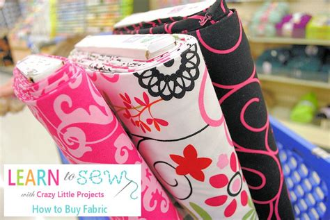learn upholstery online learn to sew series how to buy fabric crazy little projects