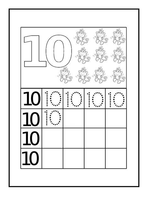 scrivi i numeri in lettere numeri scrivi il numero 10 vita di mamma