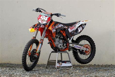 Foto Motocross Ktm Ktm Mx Factory Bikes Motorrad Fotos Motorrad Bilder