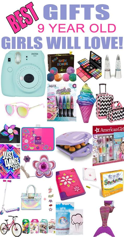 what to buy your 9 year old girl for christmas best gifts 9 year will gift guides gifts tween and birthdays