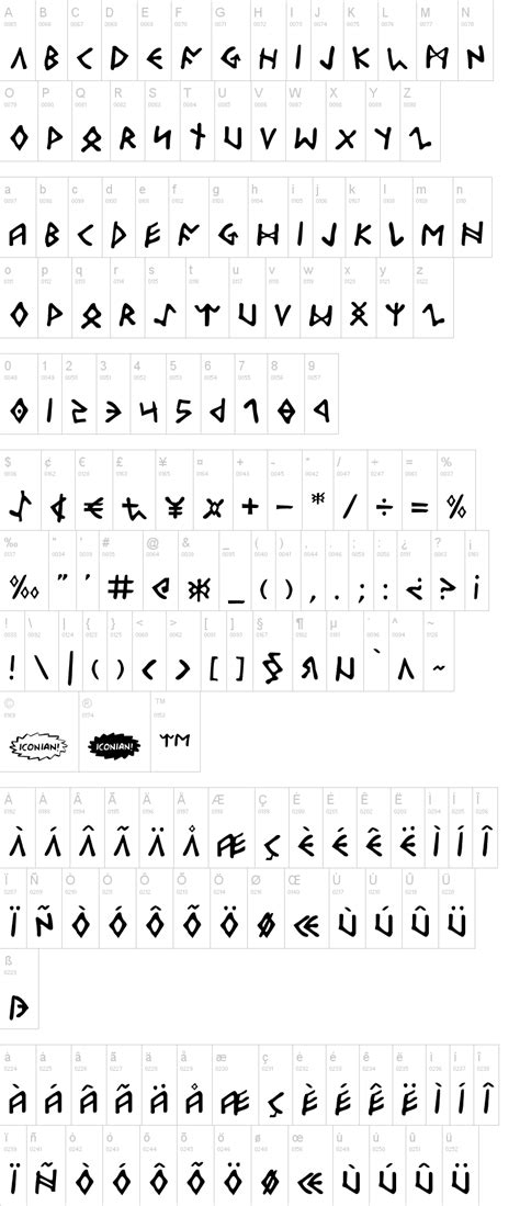 dafont notera odinson dafont com fuente de letras normales en estilo