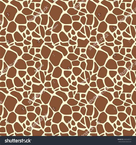 printable animal skin paper digital paper scrapbook brown giraffe skin stock