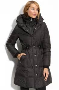 Pillow Collar Coat by Dkny Pillow Collar Quilted Coat Nordstrom