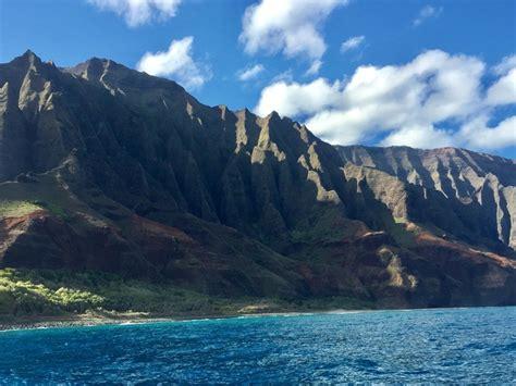 kauai boat tours napali coast napali coast boat tours kauai hulaland