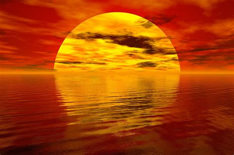 sunset wall mural self adhesive photo wall murals 125cm x 84cm poster sun sunset wallpaper 1513