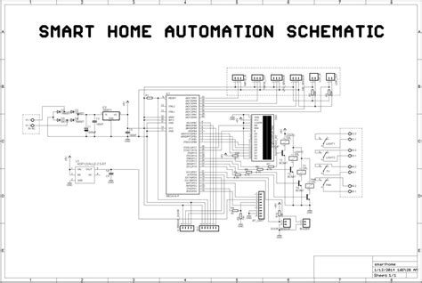 home automation lighting wiring diagram periodic