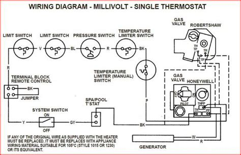 hayward gas heater wiring diagram get free image about